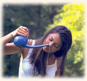 Le nettoyage de nez neti - Appareil pour couper les poils du nez ...