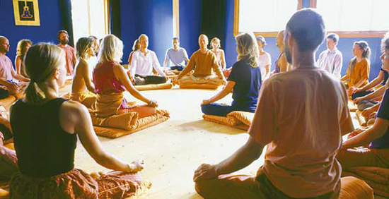Kriya yoga meditation in telugu